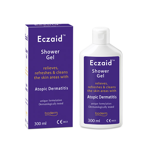 Bagnoschiuma per pelle atopica Eczaid Shower gel 300ml