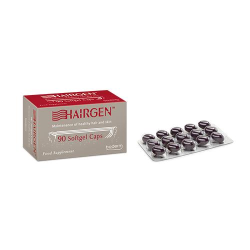 Integratore per la caduta dei capelli Hairgen 90 Softgel Caps